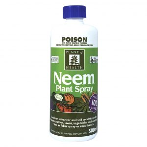 Organic Neem Oil Spray