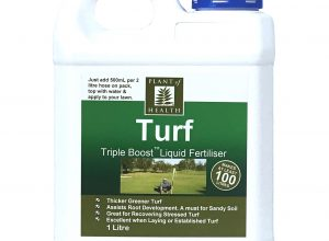 Turf Triple Boost Liquid Fertiliser