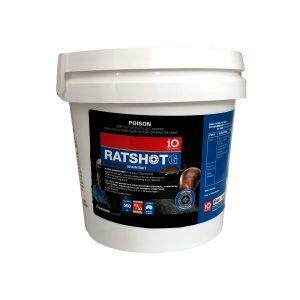 Ratshot G Difenacoum Bait 500gm