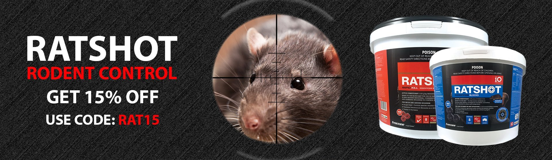 Rodent Removal Slider