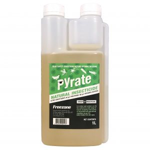 Pyrate Natural Insecticide
