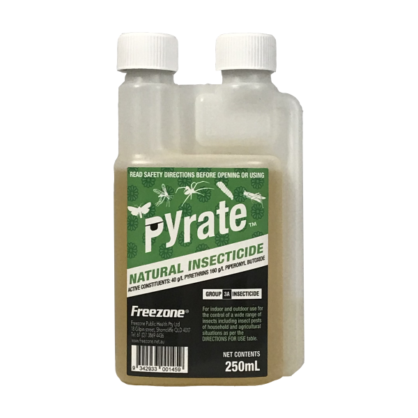 Natural Aphid Spray Pyrate Natural Insecticide
