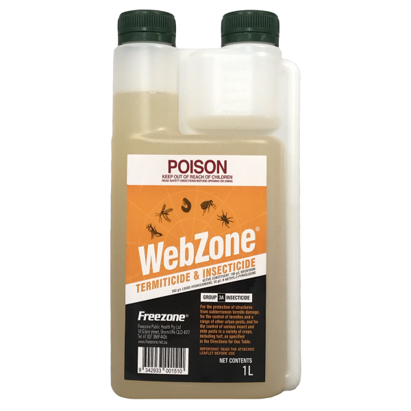 Webzone Mosquito Spray